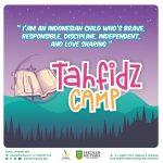 Membentuk Karakter Cinta Qur'an, SD Mutiara Adakan Tahfidz Camp